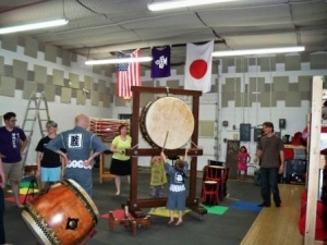 St. Louis Taiko Center Open House