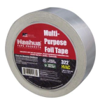 aluminum tape for sealing leaky ducts