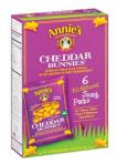 Annies Cheddar Bunnies Snack Packs