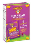 Annies Cheddar Bunnies Snack Packs