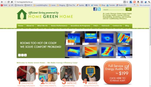 Visit Home Green Home's Website